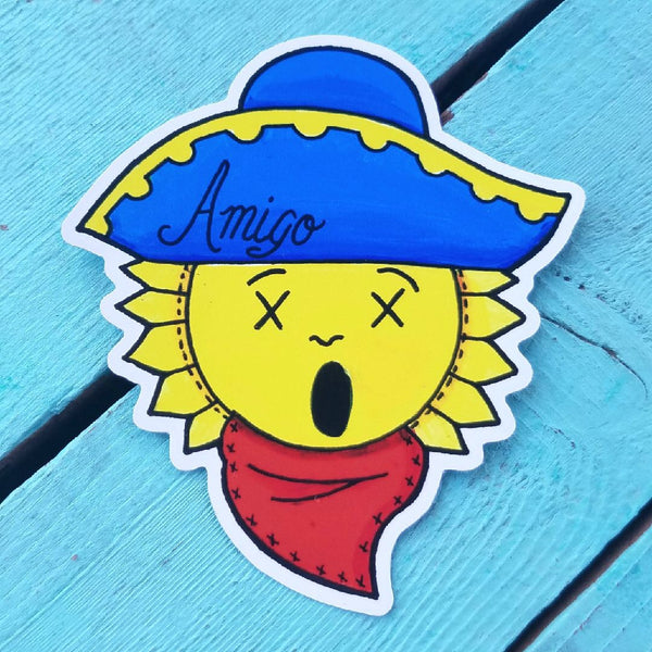 Amigo Stickers