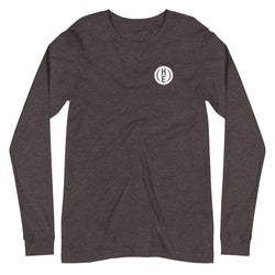 HE Circle Logo Long Sleeve Tee