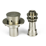 T-Adapter - 16mm Hinged Carb Cap (Ball Cap)