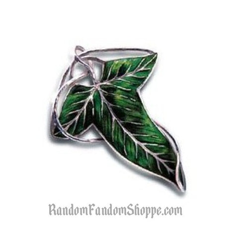 LOTR-Shire Leaf Brooch (Pin)