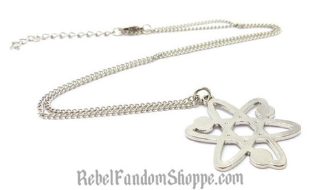 Big Bang Atom Necklace