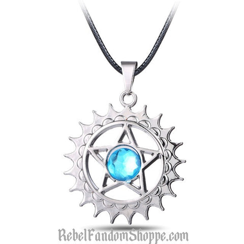 Black Butler Star Pendant