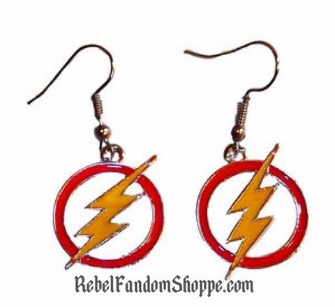 Flash Lightening Earrings