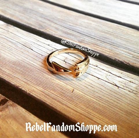 Arrow Ring - Gold