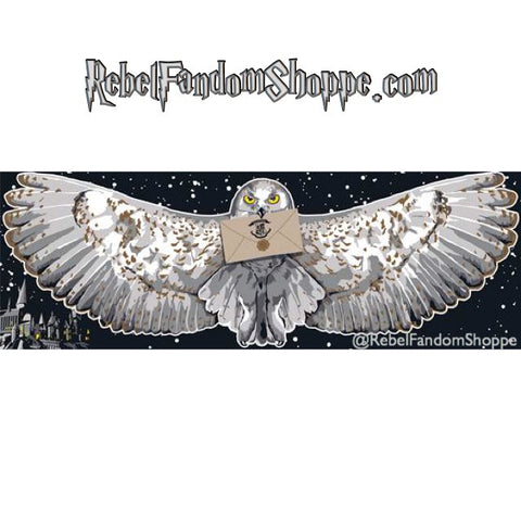 Hedwig - Harry Potter Scarf