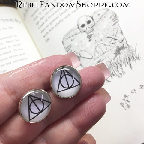 Hallows Stud Earrings
