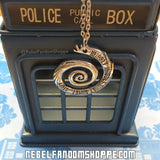 Doctor - Time Travel Pendant