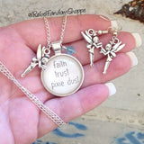 Fairy Charm Necklace