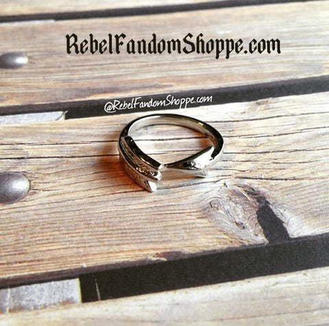Arrow Ring - Silver