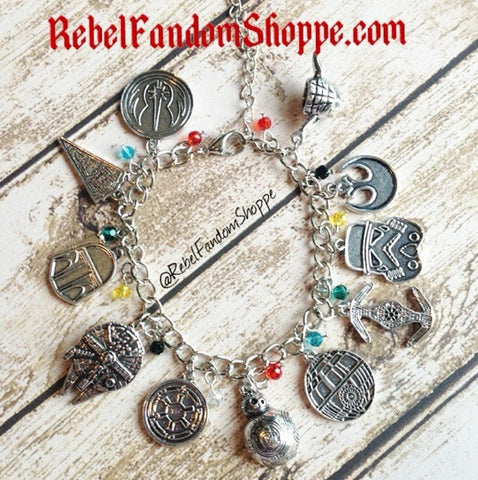 Charms Star Force Bracelet