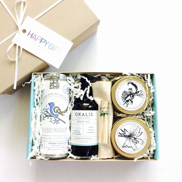 Early Morning Curated Gift Box/ Ladies Gift Box
