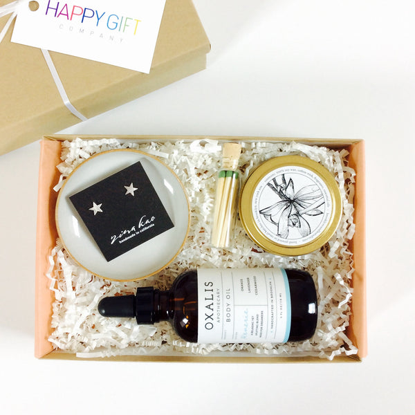 Curated Gift Box for Her/Nightstand Gift Box