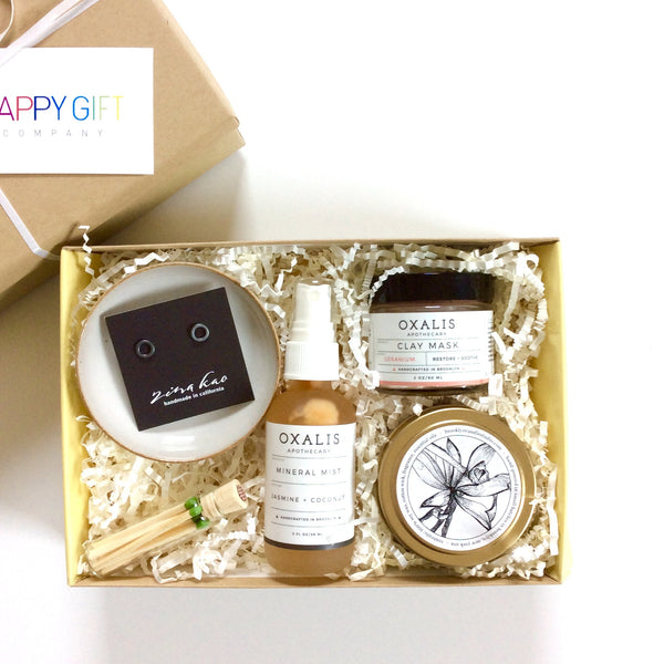 Curated Beauty Gift Box for Her/ Bridesmaid Box