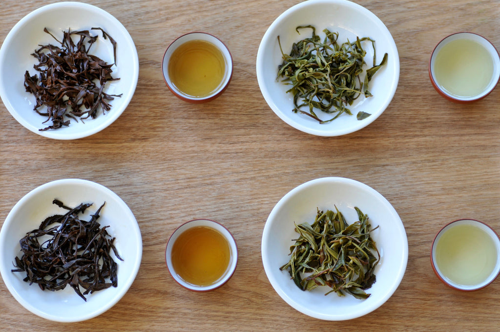 Tasting Journal: 2015 Arakai Estate teas
