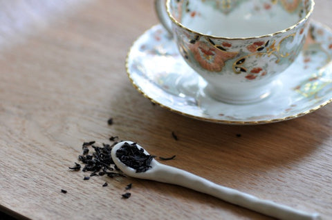 Dabbling in loose-leaf tea
