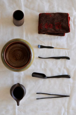 Tea preparation styles: Gong Fu Cha - starting with the tea sink