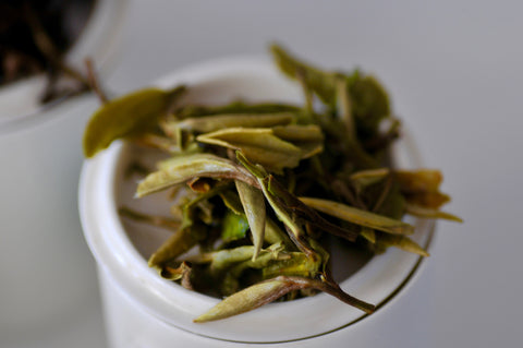 The Steepery Tea Co - Bai Mu Dan (White Peony)