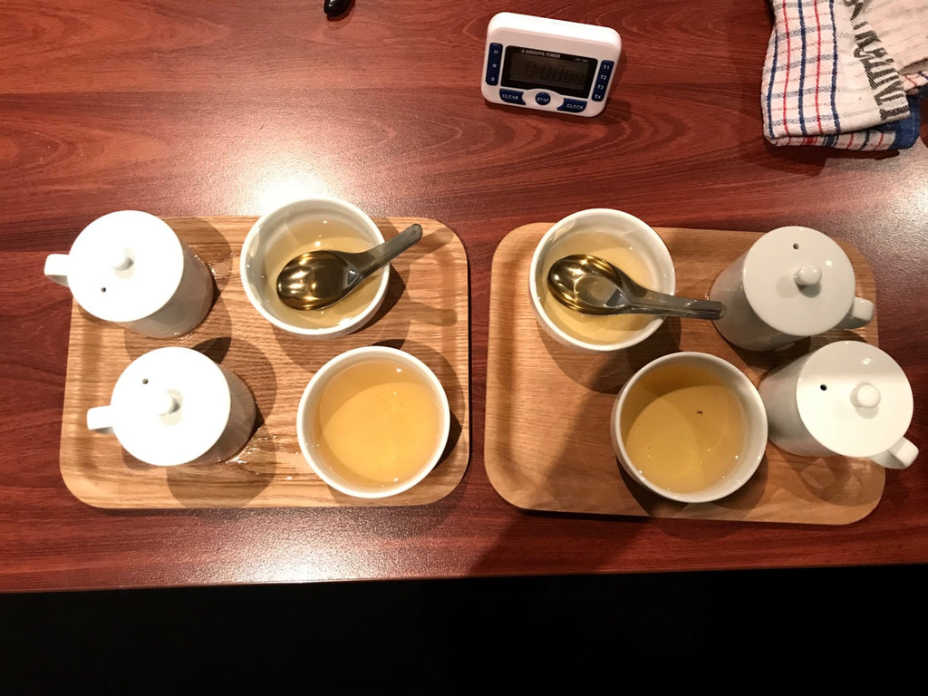 The Steepery Tea Co. - Tea Practice masterclass