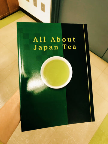 Japan Export Council's 'All about Japan Tea'