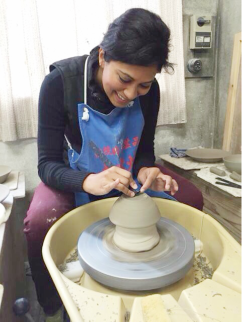 Meet the Maker: Yesha Macdonald, Ceramist, Melboune, Australia