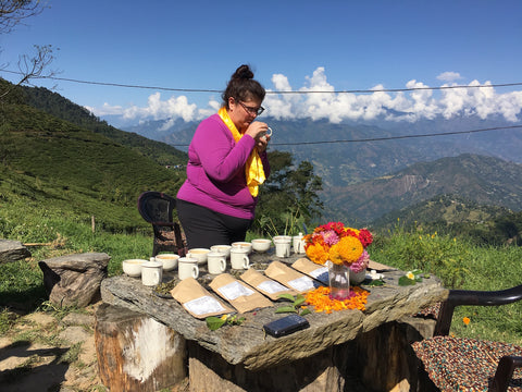 Jeni Dodd outdoor cupping