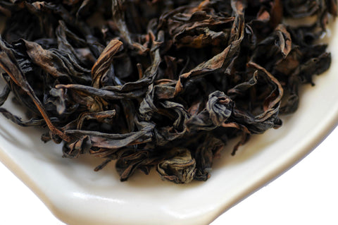 The Steepery Tea Co. - 2017 Bai Rui Xiang dry leaf