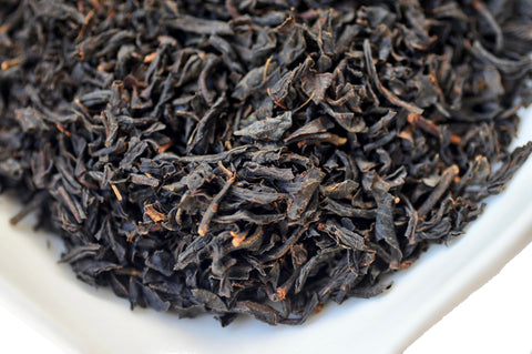 The Steepery Tea Co. - Kanayamidori Japanese black dry leaf