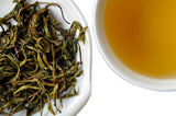 The Steepery Tea Co. - 18/19 Spring Flush Green Special Reserve wet leaf & liquor