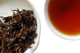 The Steepery Tea Co. - Traditional Lapsang Souchong wet leaf & liquor