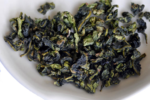 The Steepery Tea Co. - Iron Goddess of Mercy dry leaf