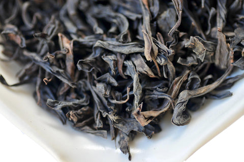 The Steepery Tea Co. - 2018 Tie Luo Han dry leaf
