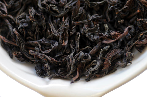 The Steepery Tea Co. - Wild Lapsang Souchong dry leaf