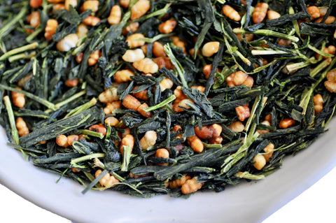 The Steepery Tea Co. - 2019 Organic Genmaicha dry leaf