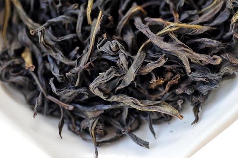 The Steepery Tea Co. - 2019 Mi Lan Xiang dry leaf