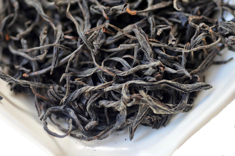 The Steepery Tea Co. - 2019 Wild Lapsang Souchong dry leaves