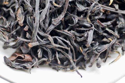2020 Wild Lapsang Souchong dry leaf