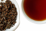 The Steepery Tea Co. - Organic Asatsuyu Japanese black wet leaf & liquor