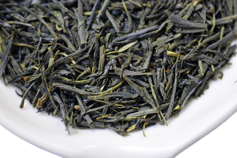 The Steepery Tea Co. - Australian Shincha dry leaf