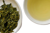 The Steepery Tea Co. - Australian Shincha wet leaf & liquor