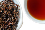 The Steepery Tea Co. - Bai Ye Guangdong Black wet leaf & liquor
