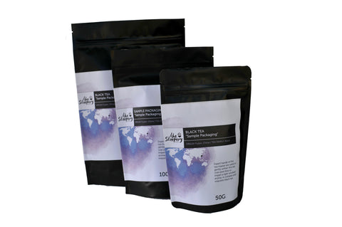 The Steepery Tea Co. - Black Tea pouches