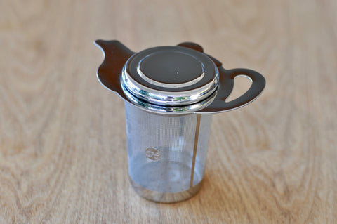 The Steepery Tea Co. - Micro Mesh Stainless Steel Tea Infuser Basket
