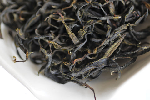 The Steepery Tea Co. - Arakai Estate 2019/20 Premium Green dry leaf
