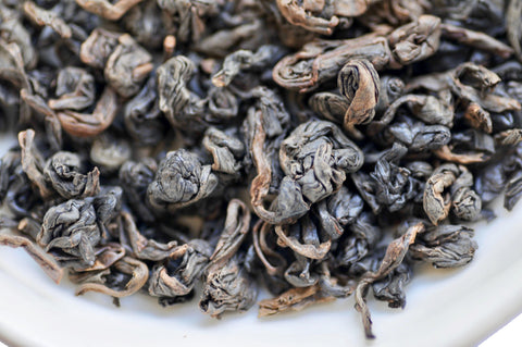 The Steepery Tea Co. - Buddha Palm dry leaf