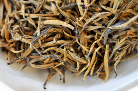 The Steepery Tea Co. - Nepalese Golden Needles dry leaf