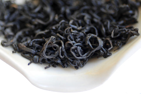 Black Tea - Keemun Black Snail loose-leaf