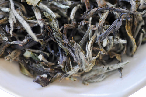 The Steepery Tea Co. - 2019 Milan Kumari White Forest dry leaf