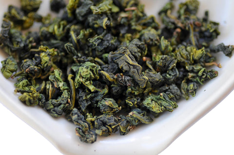 The Steepery Tea Co. - Light Tie Guan Yin dry leaf