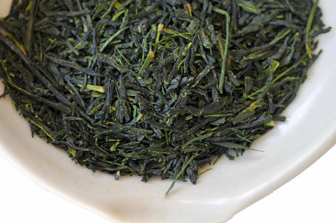 The Steepery Tea Co. - 2018 Organic Kuritawase Sencha dry leaf