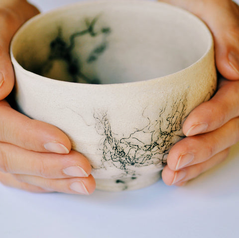 Chicaco Smith Tea Bowl (Chawan) - Run Free